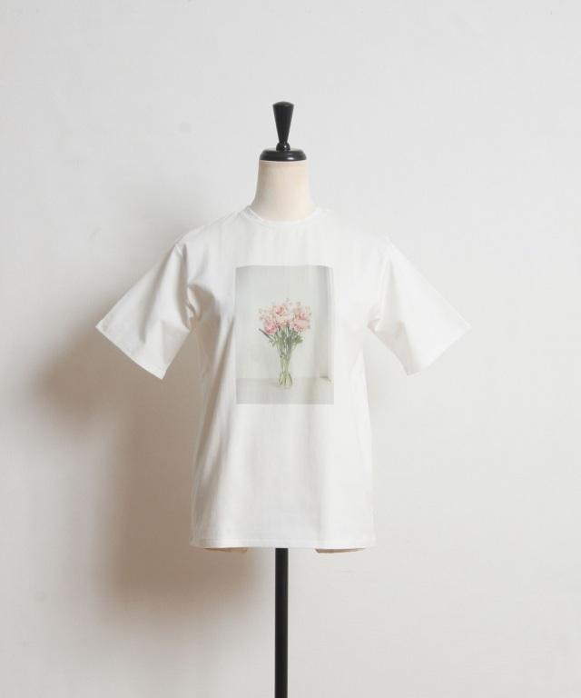 【高田麻紀子さんコラボ】フォトプリントTシャツ