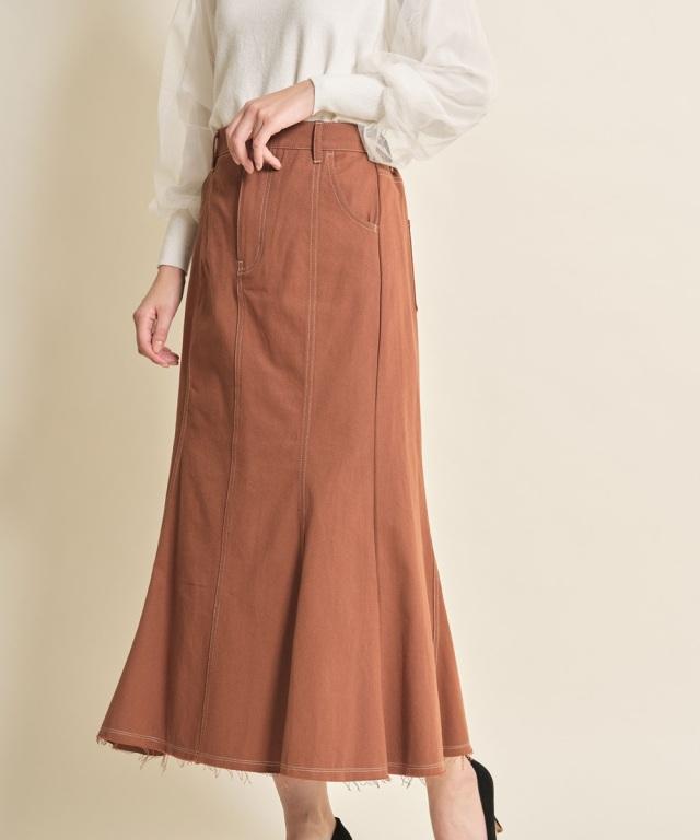 マーメイドスカート《一部店舗のみ入荷》