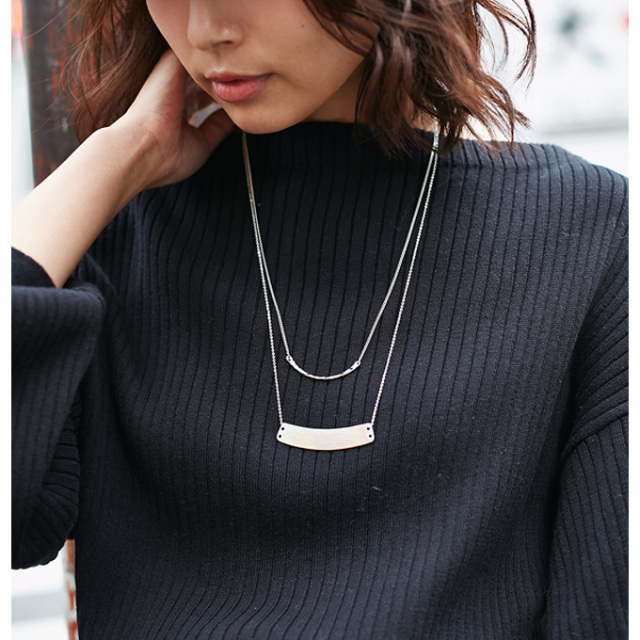【Necklace】レディース  ネックレス