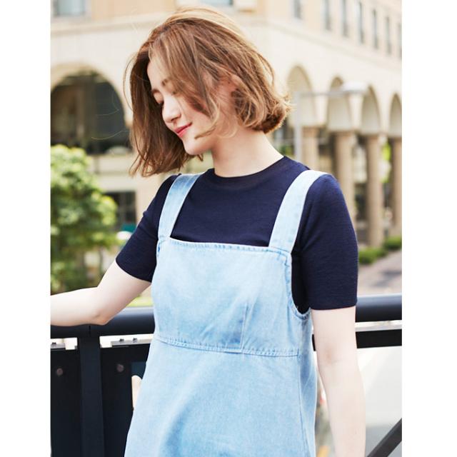 【Summer knit】サマー ニット*SALE品につき返品/交換/注文確定後の変更キャンセル不可*