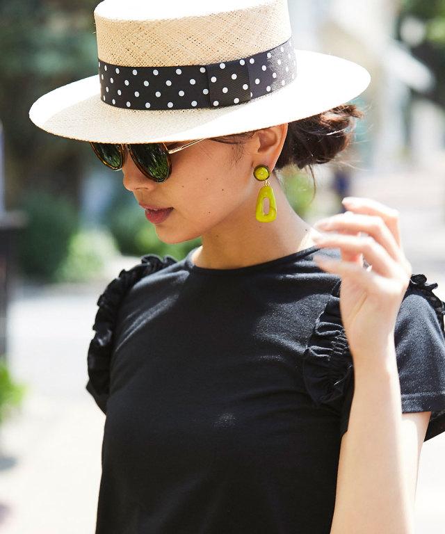 ドットグログランカンカン帽