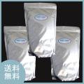【送料無料 マザーソルト 2kg 3個セット 天日塩 深層海水塩(フォーユー)】