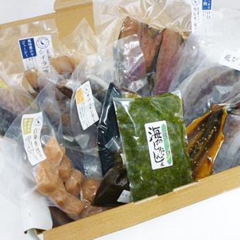 漁師がつくる一夜干しセット【石川県一若い漁師集団鹿渡島定置】