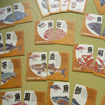 魚魚(とと)あわせ 英語版【Sushi Bar】