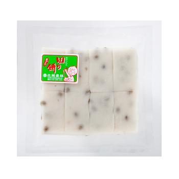新潟産こがねもち100% 杵つき餅 豆餅8切パック