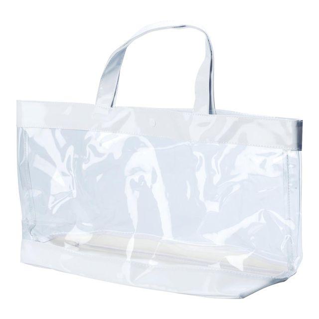 透明キャリーバッグB4型