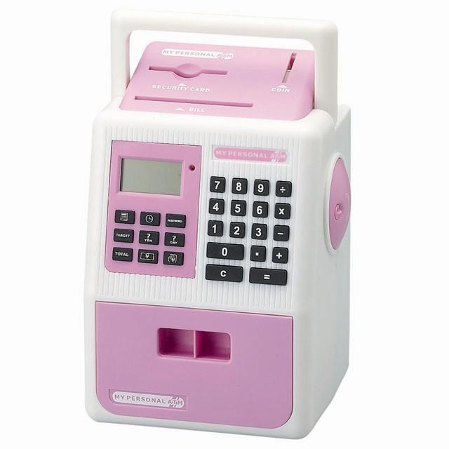 マイパーソナルATM(ピンク)