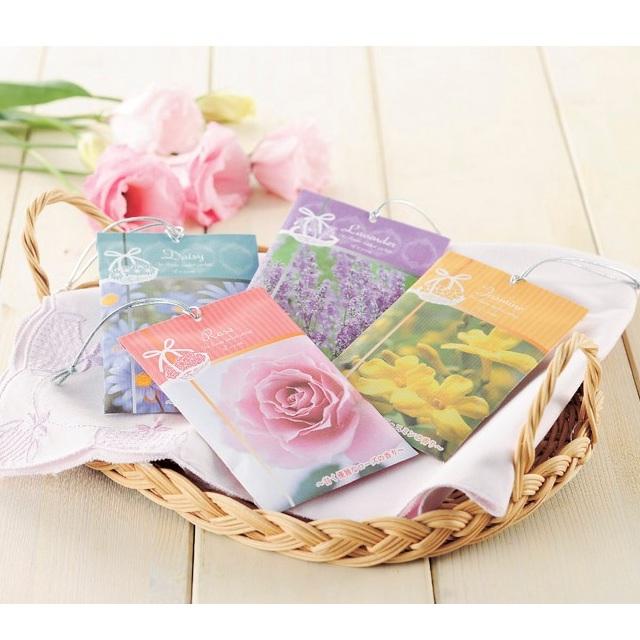 花咲くフレグランスサシェ2種セット