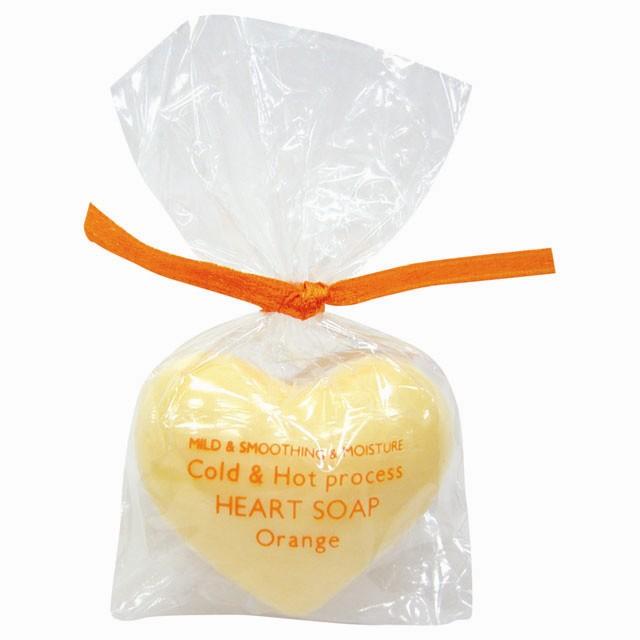 コールド&ホットプロセス ハートソープS オレンジ