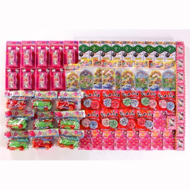 ジャンボラッキーパンチBOXおもちゃキット