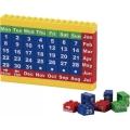 ブロックカレンダー