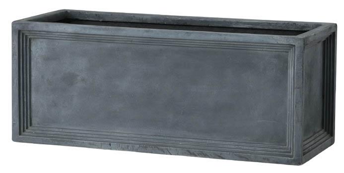 【植木鉢/樹脂製鉢/軽量鉢/プランター】LLブリティッシュ Pプランター1 100×41×H41(EB-18061799)