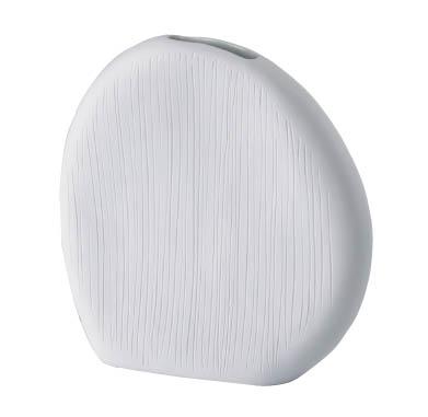 【インテリア/室内用植木鉢】エフ ナニー  ホワイト 11cm ML-20-4077
