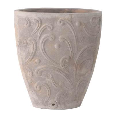 【テラコッタ/植木鉢】 イポメア アンティコ(EB-30314070GI)67cm