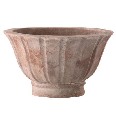 【テラコッタ/植木鉢】 シェリーナボール アンティコ(EB-34255255GI)55cm