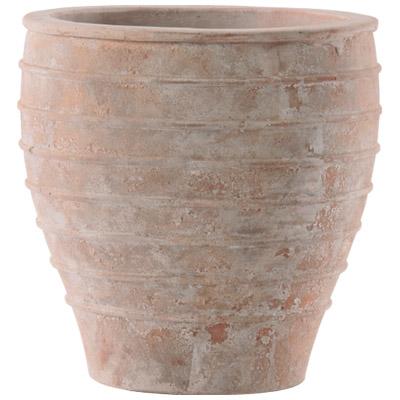 【テラコッタ/植木鉢】 メリッサ アンティコ(EB-34323837GI)37cm