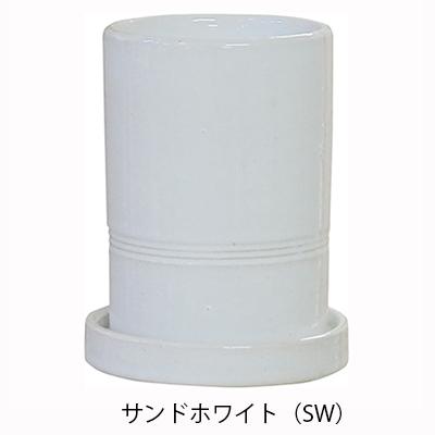 メデア トールシリンダー サンドホワイト