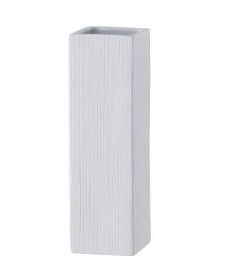 【インテリア/室内用植木鉢】エフ ソフィア ホワイト H24cm ML-20-4001