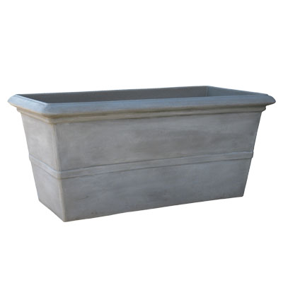 TM プランター サンドストーン 100cm(植木鉢/プランター/軽量鉢)SD-H04100S