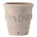 【テラコッタ/植木鉢/素焼鉢】 モンテガロ アンティコ(EB-14249525GI)25cm