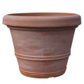 TMリムポット テラコッタ 40cm(植木鉢/プランター/軽量鉢)SD-H01040T