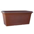 TM プランター テラコッタ 60cm(植木鉢/プランター/軽量鉢/樹脂製)テラミックスSD-H04060T