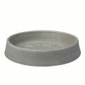 TMラウンドソーサーサンドストーン 37cm(受皿)SD-H9937S
