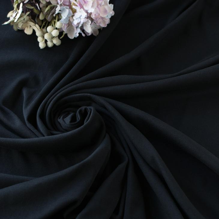 【ニット】30/ ソフトフライス(ブラック) オーダーカット