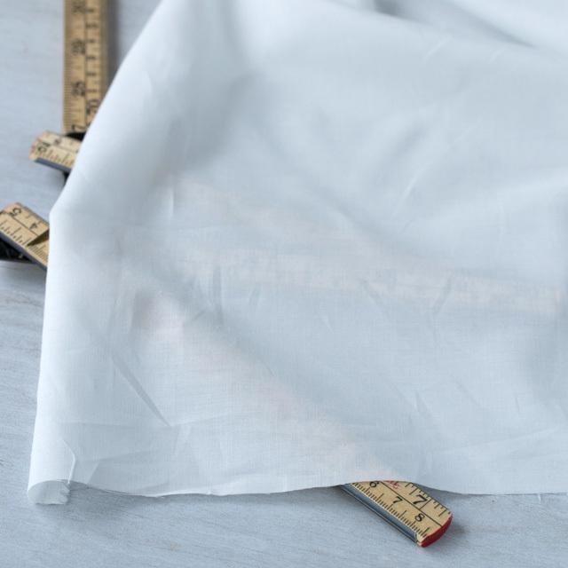 綿ローン(オフホワイト)