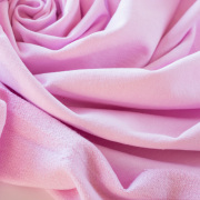 【ニット】キャンディーピンク色の裏毛ニット(裏起毛)オーダーカット