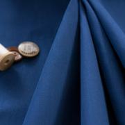 【布帛】一年中つかえるチノぐらいの厚みのインディゴデニム(ブルー) オーダーカット