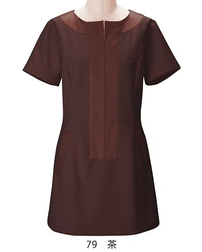 00113 BONUNI(ボンユニ) B-SPA(ビースパ) チュニックシャツ