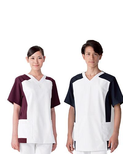 019 男女兼用スクラブ KAZEN・カゼン