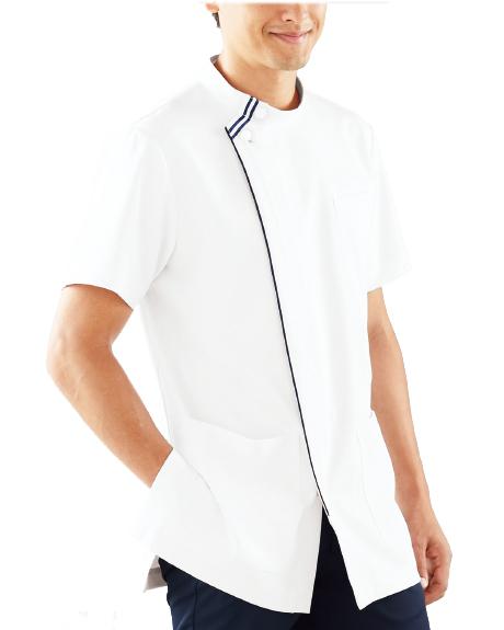 052 KAZEN・カゼン メンズジャケット半袖