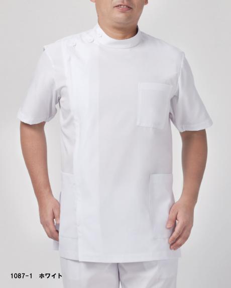 1087 FOLK(フォーク)  半袖上衣 メンズ