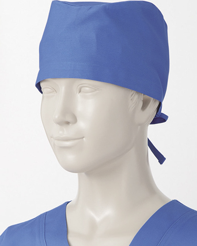 197-91・92・98 手術帽子(後ろヒモ式) 【高機能ポプリン】 ※2枚入り KAZEN・カゼン