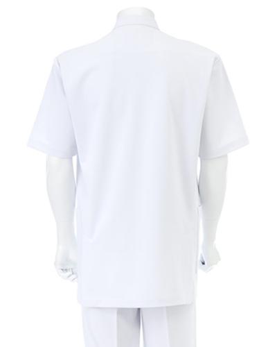 HO-1987 ナガイレーベン(nagaileben)ホスパースタット メンズ上衣半袖