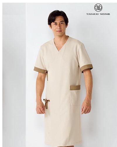 229 ニット検診衣 渡辺雪三郎男女兼用 KAZEN・カゼン