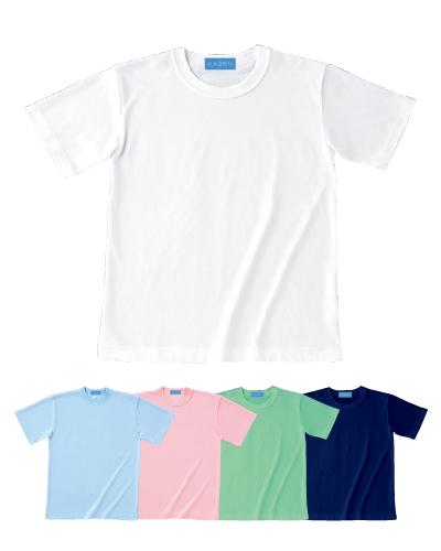 233-80_81_82_83_84 吸汗速乾ウォーターマジックTシャツ男女兼用 KAZEN・カゼン