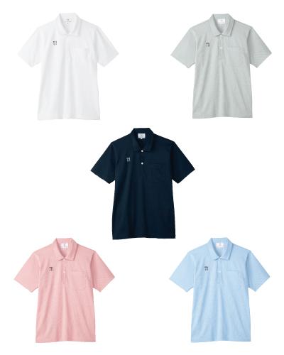 4K21003 ニットシャツ 男女兼用 栗原はるみ×KIRAKU 2016-17新商品