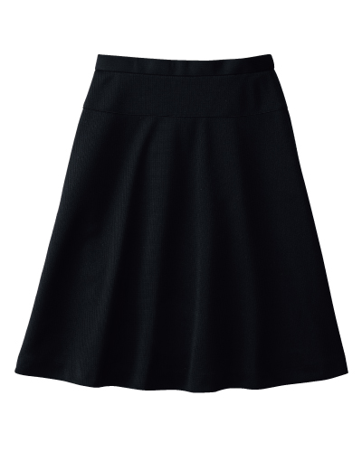 51513 フレアースカート(53cm丈) オールシーズン en joie(アンジョア)