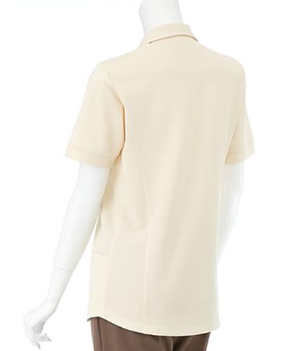 NX-5252 ナガイレーベン(nagaileben)介護ウェア ニットシャツ男女兼用