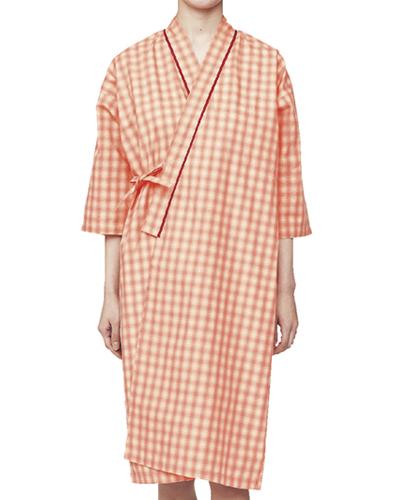 59-411_413_415 男女兼用 患者衣(8分袖・ガウン) MONTBLANC