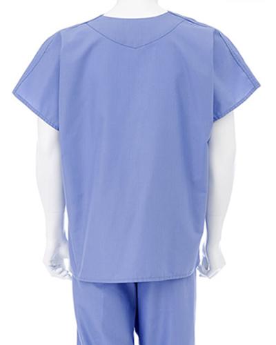OR-8202 ナガイレーベン(nagaileben) 手術用上衣メンズ
