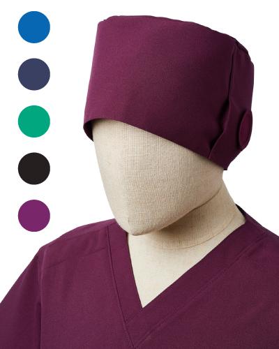 AL-0011 動物病院・獣医師向け 男女兼用 手術帽 ANIMALEAD(アニマリード)