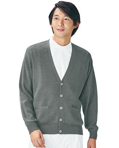 203 メンズカーディガン KAZEN・カゼン【QUOカードプレゼント対象商品】