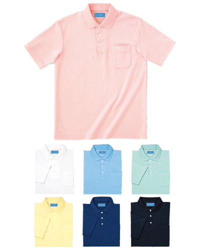 232-20_21_23_24 ポロシャツ(半袖/男女兼用)(大)