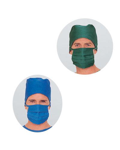 182 手術マスク カツラギ(綿100%) ※2枚入り KAZEN・カゼン