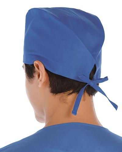 197 手術帽子(後ろヒモ式) 高機能ポプリン ※2枚入り KAZEN・カゼン