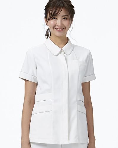 【半額キャンペーン対象】BR-1037 オンワード商事(ONWARD) レディスジャケット オフホワイト